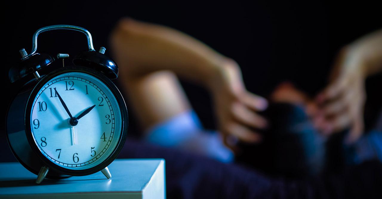 Onko sinulla nukkumisongelmia?